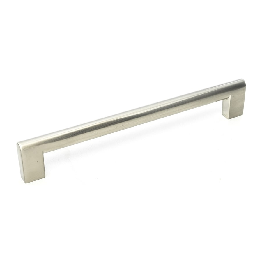 Topex Hardware 192mm Center-to-Center Stainless-Steel Contemporary Bar Cabinet Pull