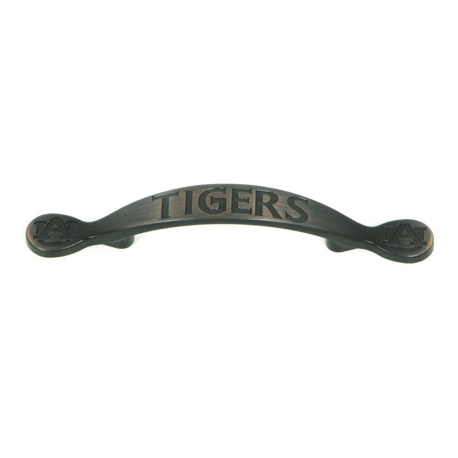 Stone Mill Hardware 3-in Center-to-Center  Collegiate Hardware Arched Cabinet Pull