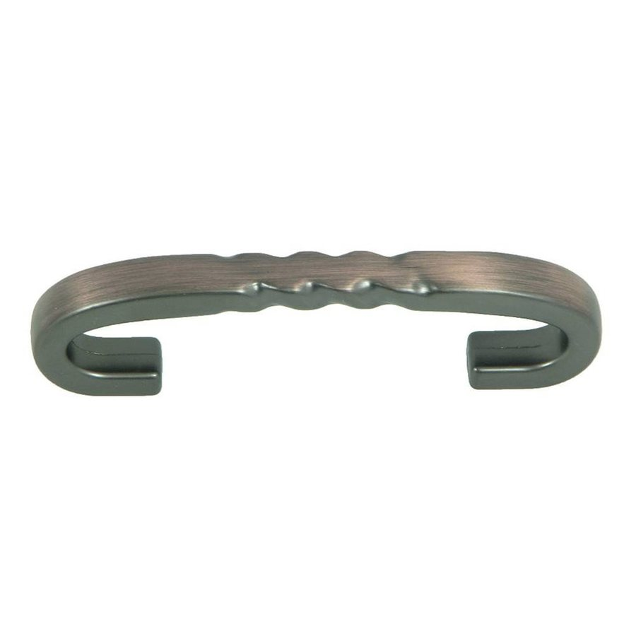 Stone Mill Hardware 3-in Center-to-Center  Santa Fe Arched Cabinet Pull