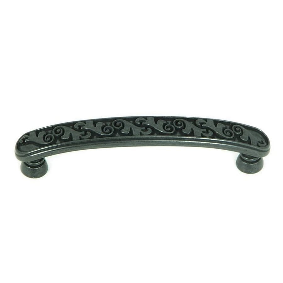 Stone Mill Hardware 3-3/4-in Center-to-Center  Oakley Arched Cabinet Pull