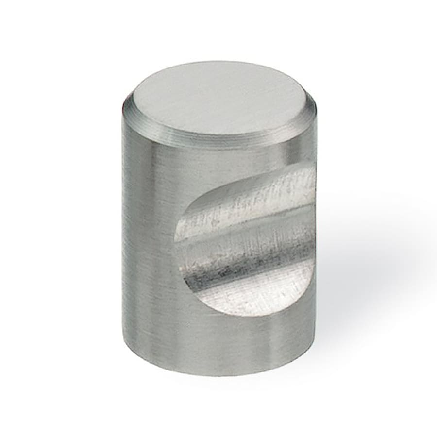 Schwinn 3/4-in Stainless-Steel Round Cabinet Knob