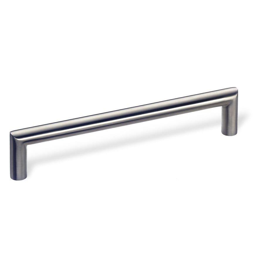 Schwinn Hardware 6-5/16-in Center-to-Center Stainless Steel Bar Cabinet Pull