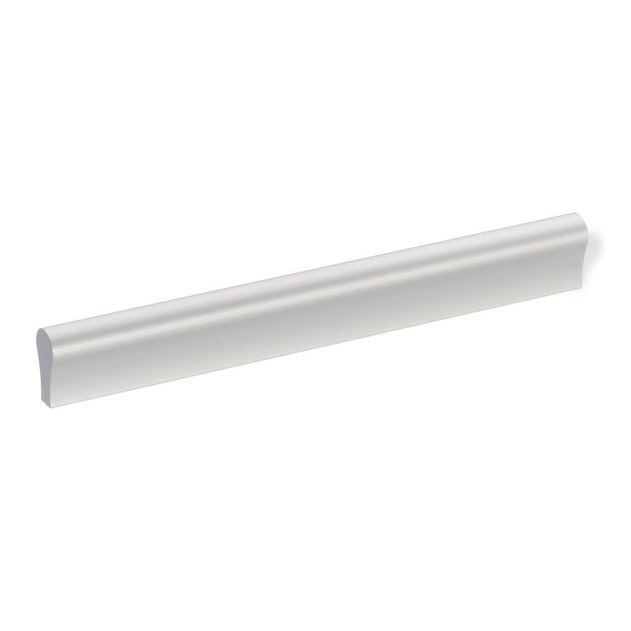 Schwinn Hardware 5-in Center-to-Center Clear Anodized Bar Cabinet Pull