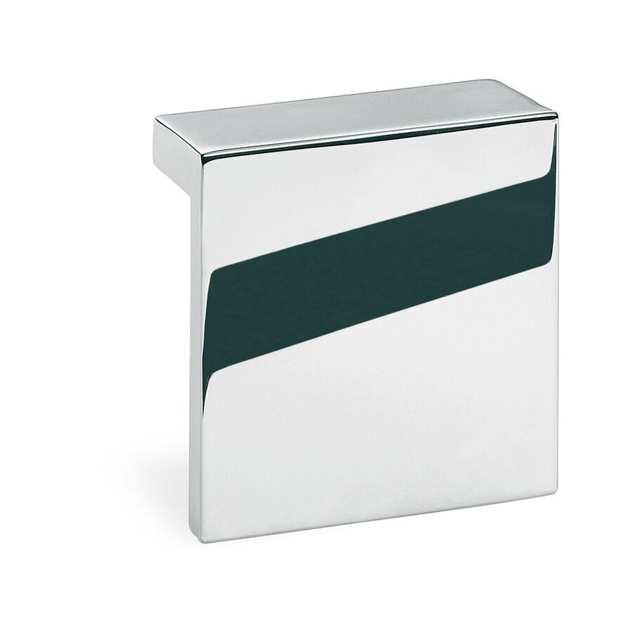 Schwinn 2-1/2-in Center-To-Center Polished Chrome Rectangular Cabinet Pull