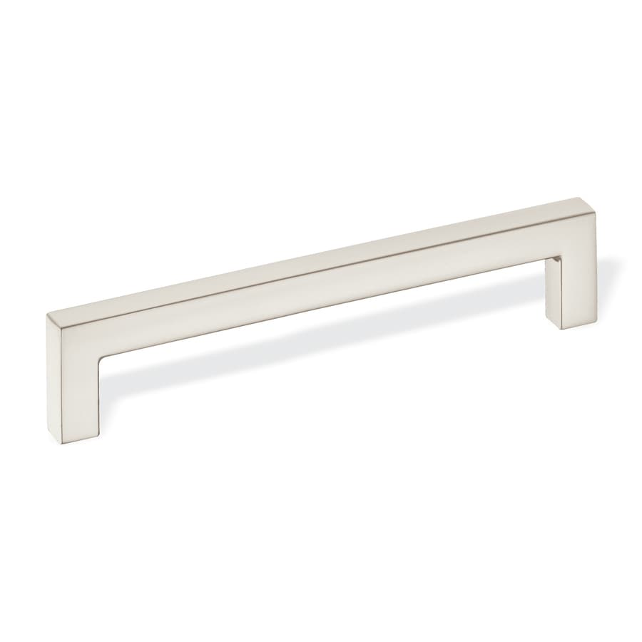 Schwinn 5-in Center-To-Center Satin Nickel Bar Cabinet Pull