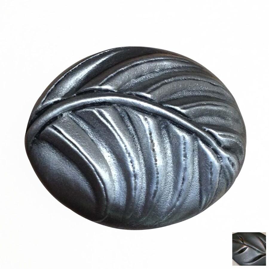 D'Artefax Botanical Oil-Rubbed Bronze Novelty Cabinet Knob