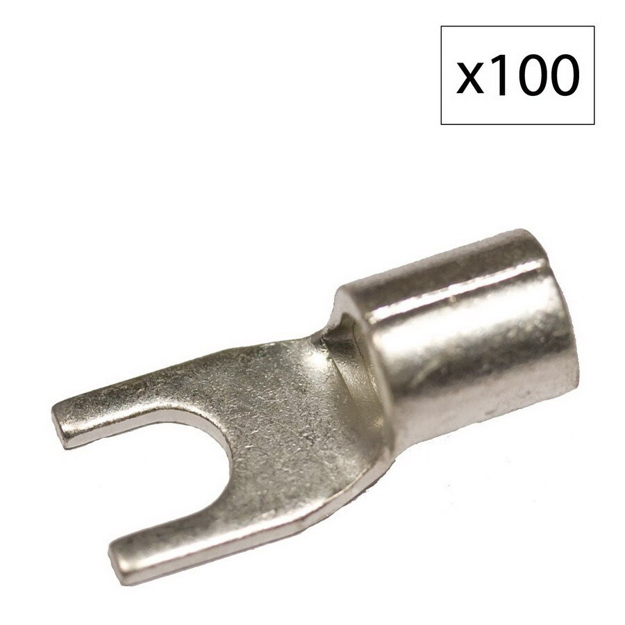 Morris Products 88-Amp 600-Volt Electro-tin Plated 1-Wire Connector