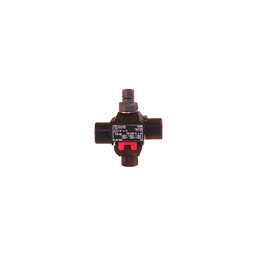 Morris Products 600-Volt Black 2-Wire Connector