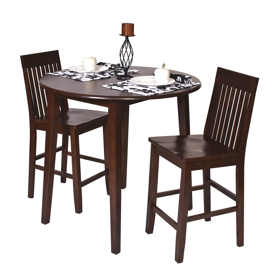 Office Kitchen Tables: OSP Home Furnishings Westbrook Amaretto Composite Round