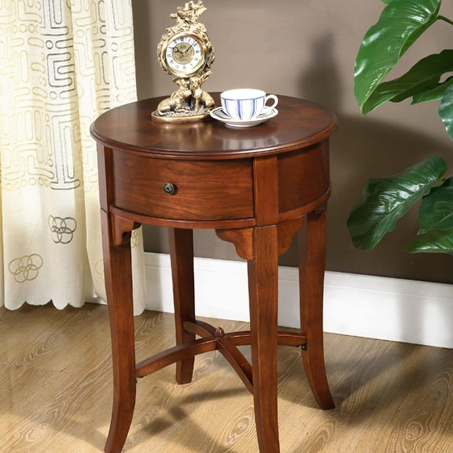 All Things Cedar Cherry Birch End Table