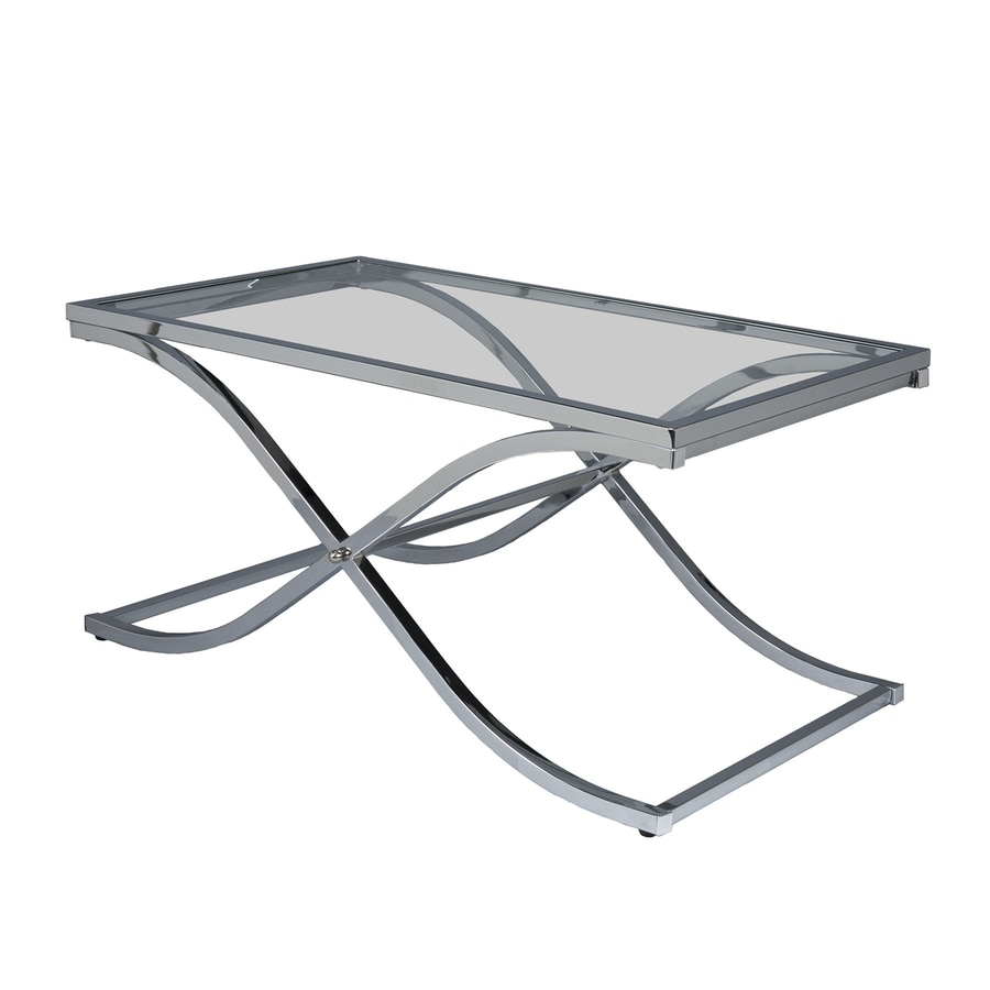 Boston Loft Furnishings Vogue Glass Coffee Table