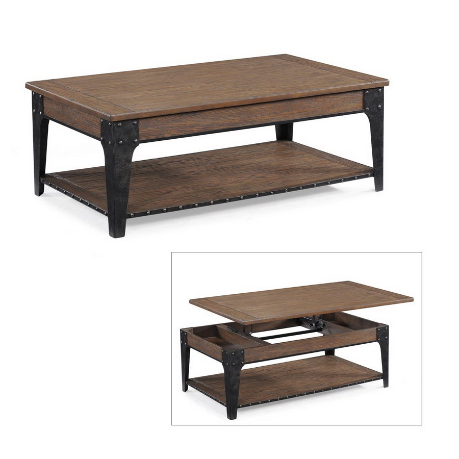 Magnussen Home Lakehurst Oak Coffee Table