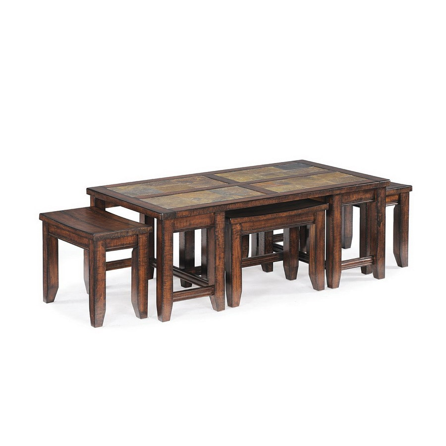 Magnussen Home Allister Cherry Coffee Table