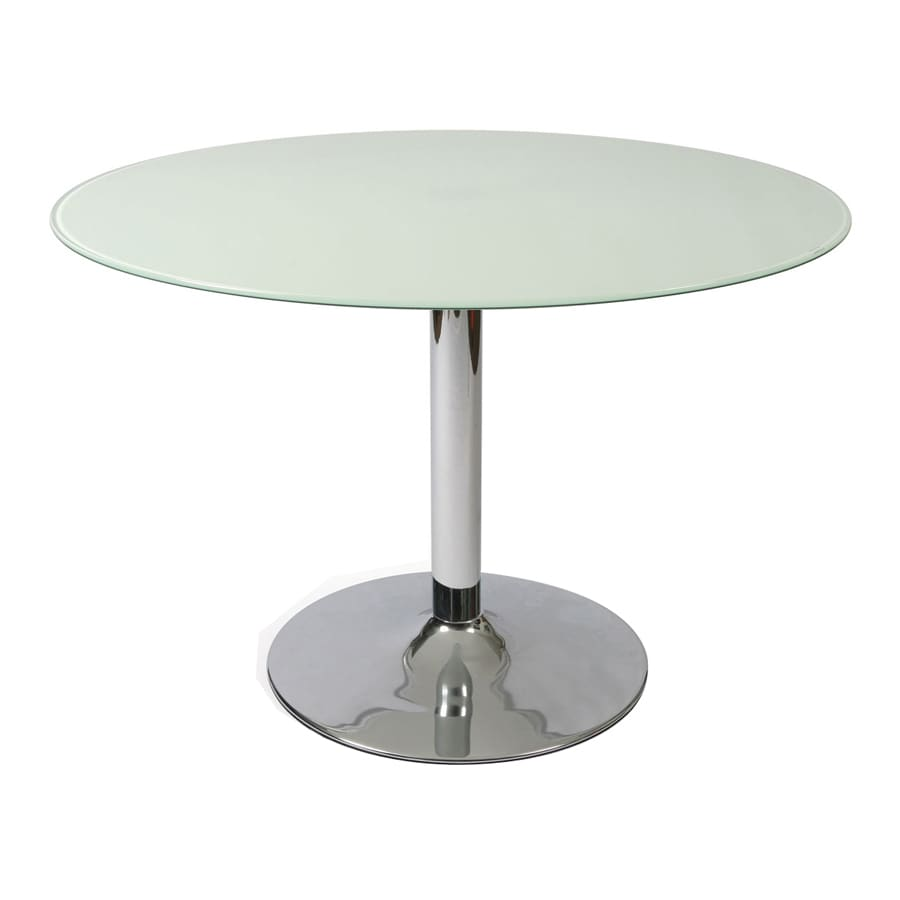 Impacterra Sundance Black Round Dining Table