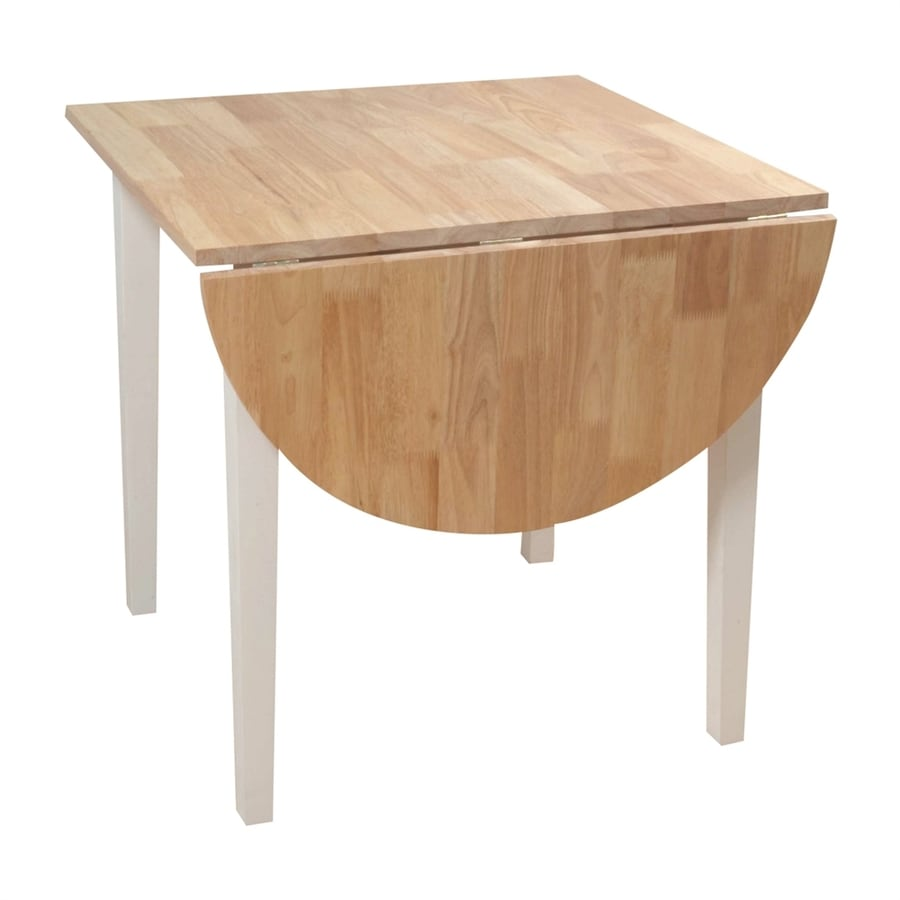 TMS Furniture Tiffany Wood Extending Dining Table