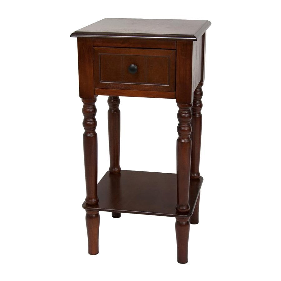 Shop oriental furniture classic design cherry pine end for Oriental furniture
