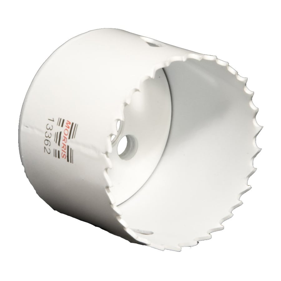 Morris Products 3-3/8-in Bi-Metal Non-Arbored Hole Saw