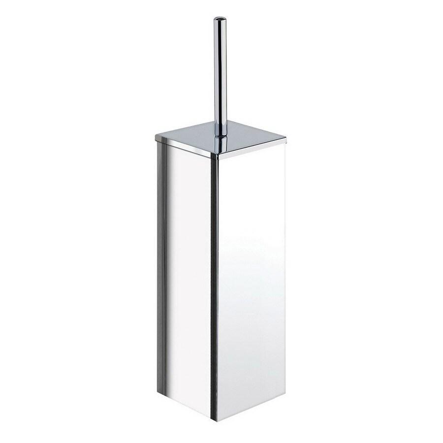 Nameeks Gedy Kansas Chrome Brass Toilet Brush Holder