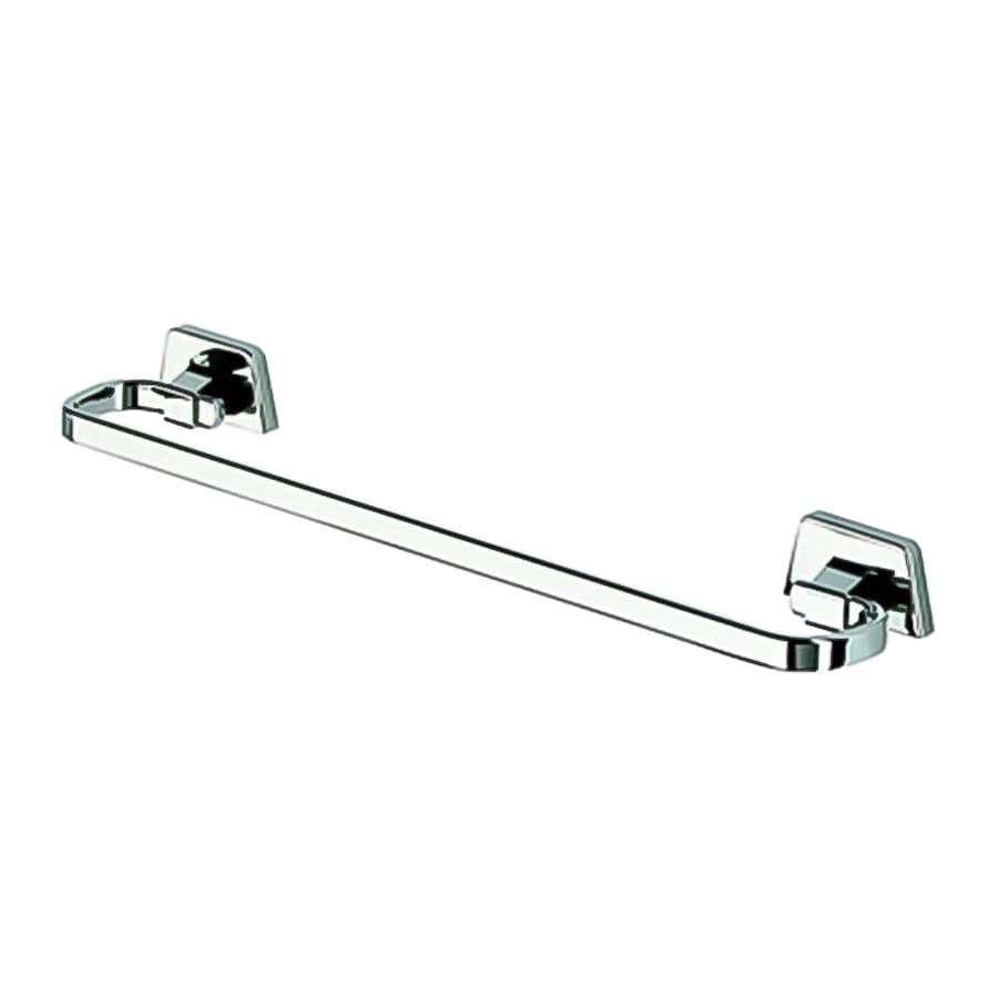Nameeks Standard Hotel Chrome Single Towel Bar (Common: 20-in; Actual: 19.69-in)