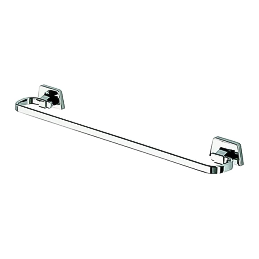 Nameeks Standard Hotel Chrome Single Towel Bar (Common: 24-in; Actual: 24-in)