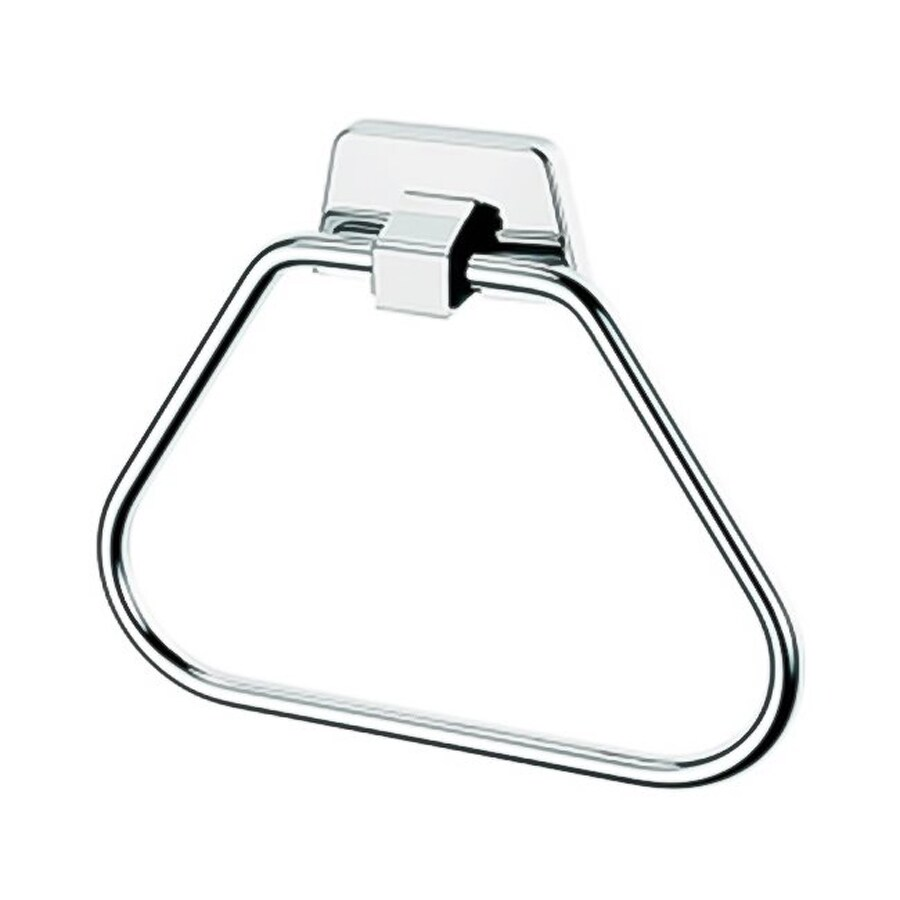 Nameeks Standard Hotel Chrome Wall Mount Towel Ring