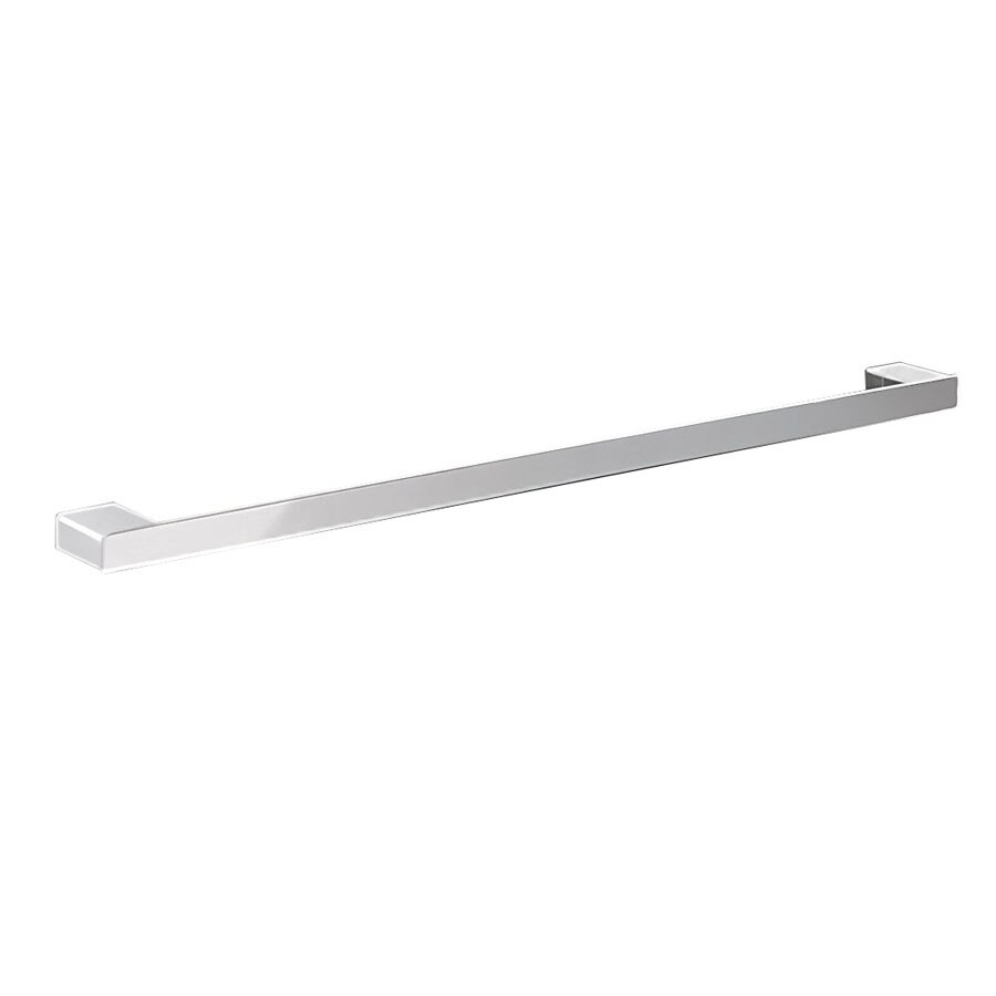 Nameeks Lounge Chrome Single Towel Bar (Common: 24-in; Actual: 23.62-in)