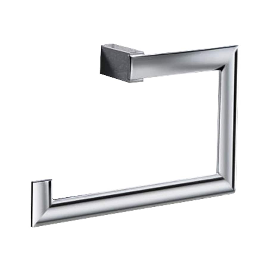 Nameeks Kent Chrome Wall Mount Towel Ring