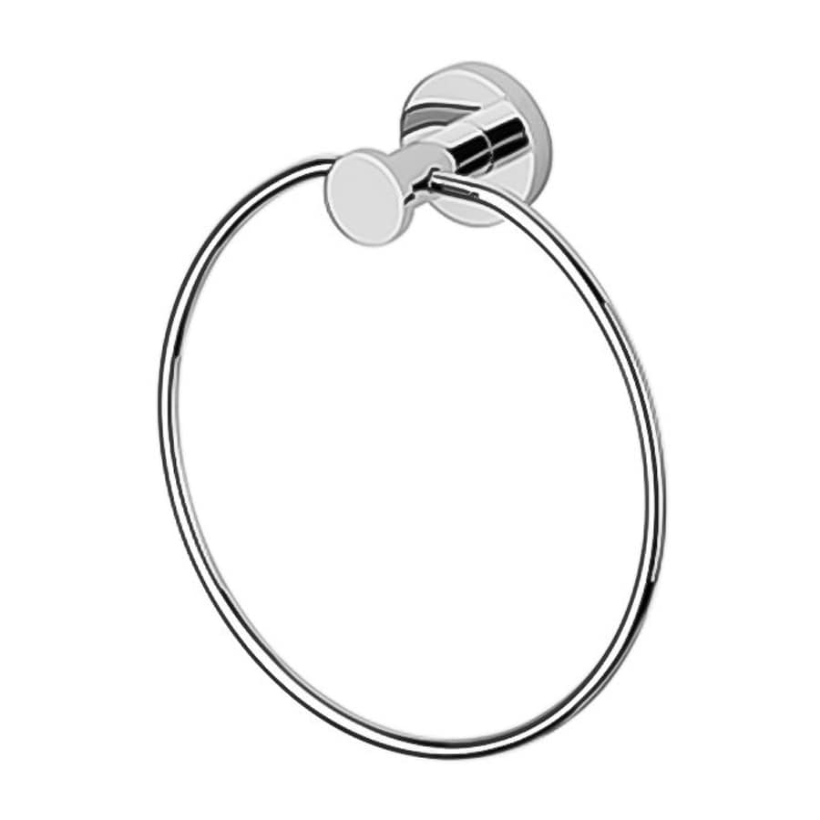 Nameeks Nemox Chrome Wall Mount Towel Ring