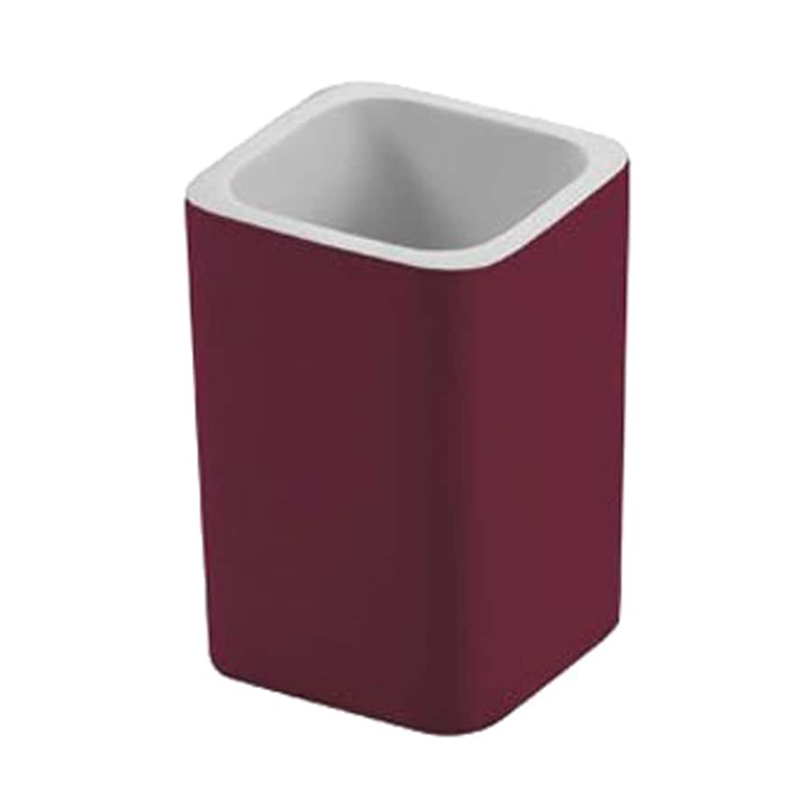 Nameeks Arianna Ruby Plastic Toothbrush Holder