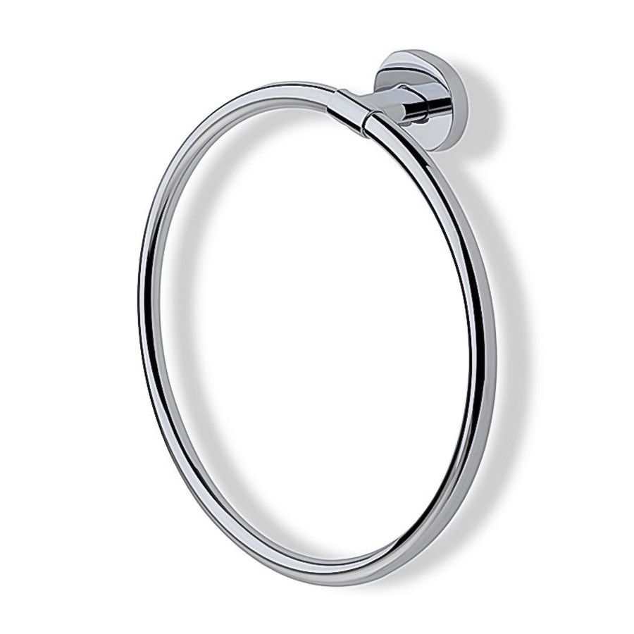 Nameeks Diana Chrome Wall Mount Towel Ring