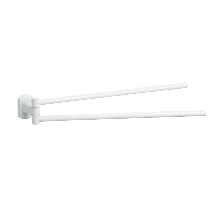Nameeks Edera Chrome Double Towel Bar (Common: 14-in; Actual: 14.17-in)
