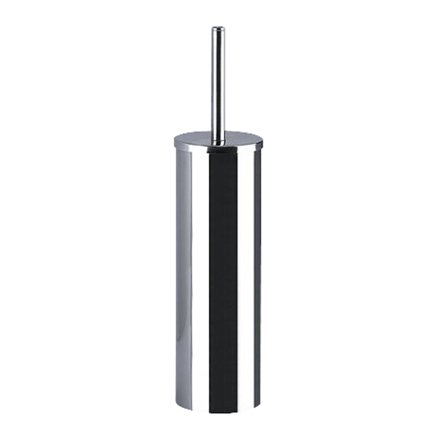 Nameeks Felce Chrome Stainless Steel Toilet Brush Holder