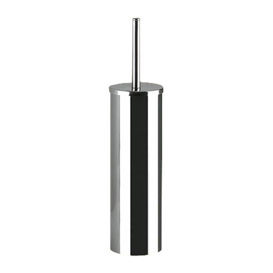 Nameeks Genziana Chrome Stainless Steel Toilet Brush Holder