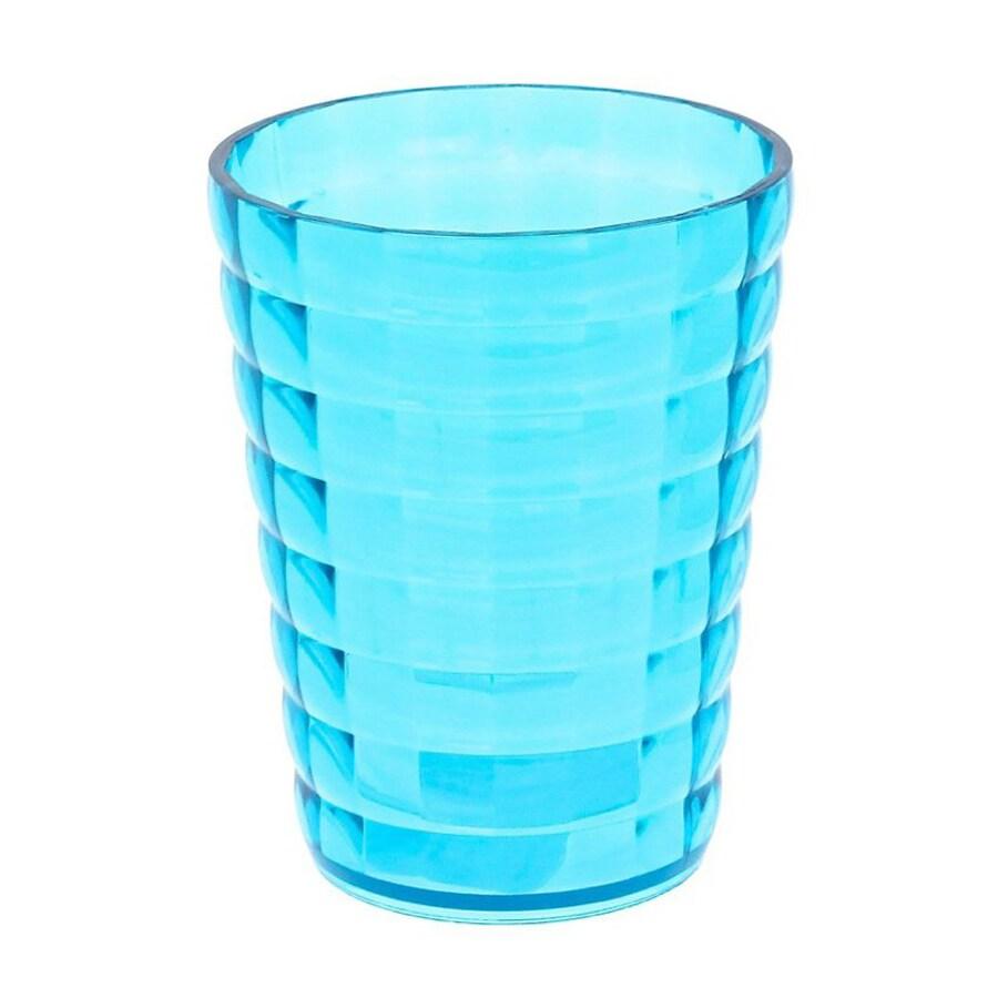 Nameeks Glady Turquoise Plastic Tumbler