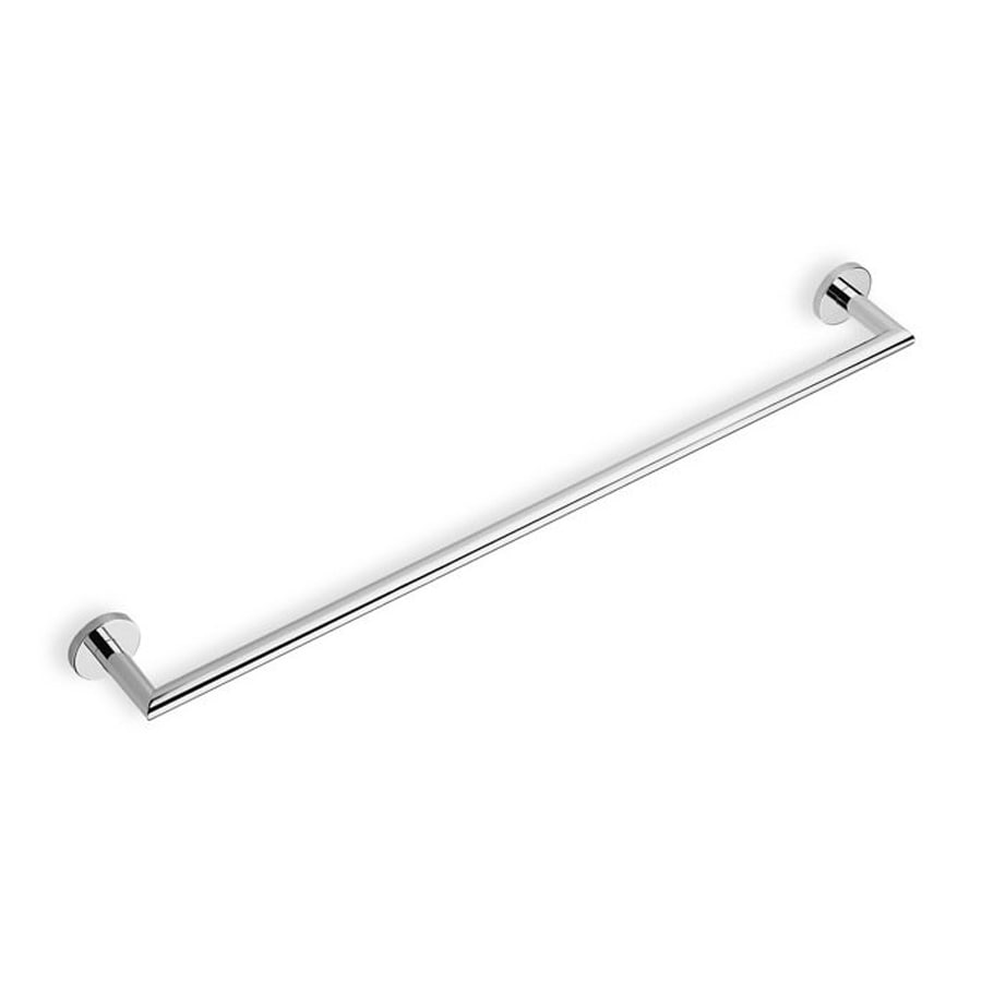 Nameeks Medea Chrome Single Towel Bar (Common: 24-in; Actual: 24-in)
