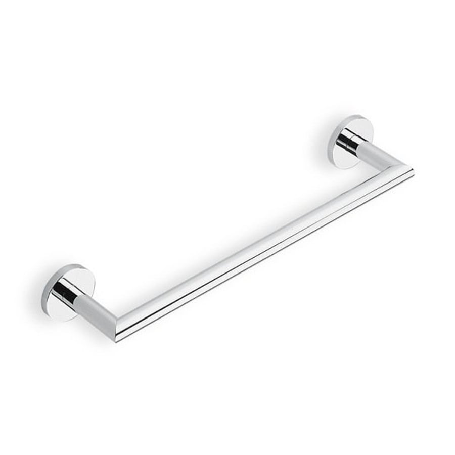 Nameeks Medea Chrome Single Towel Bar (Common: 13-in; Actual: 13-in)