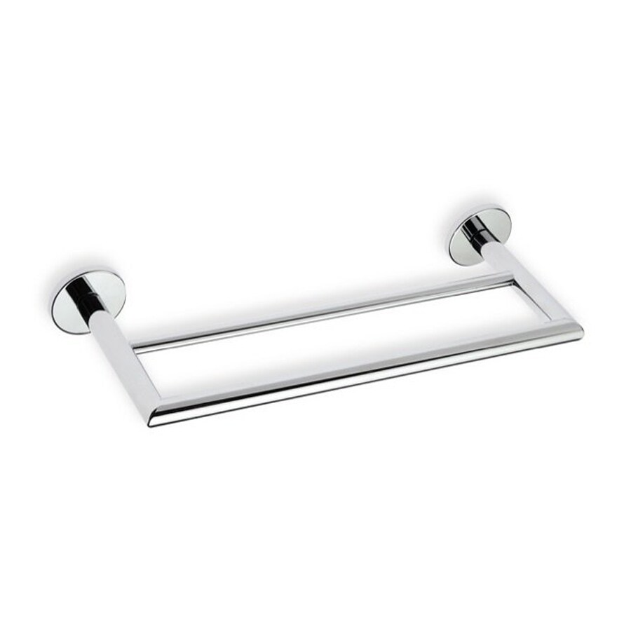 Nameeks Medea Chrome Double Towel Bar (Common: 13-in; Actual: 13-in)