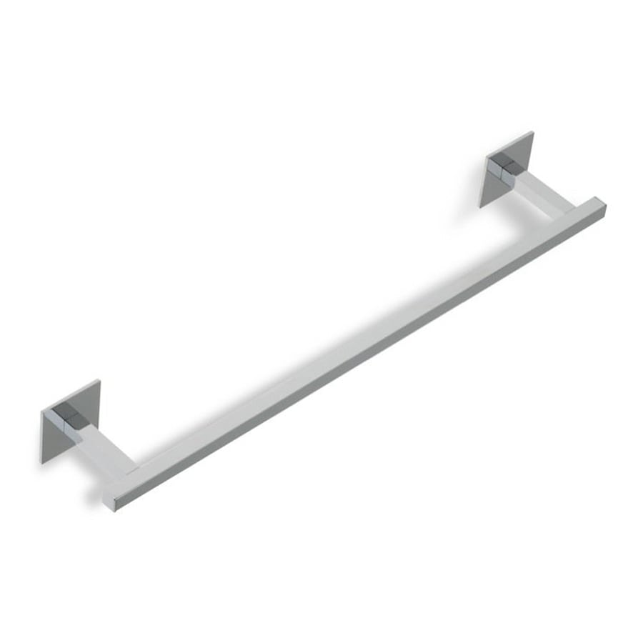 Nameeks Urania Chrome Single Towel Bar (Common: 18-in; Actual: 17.9-in)