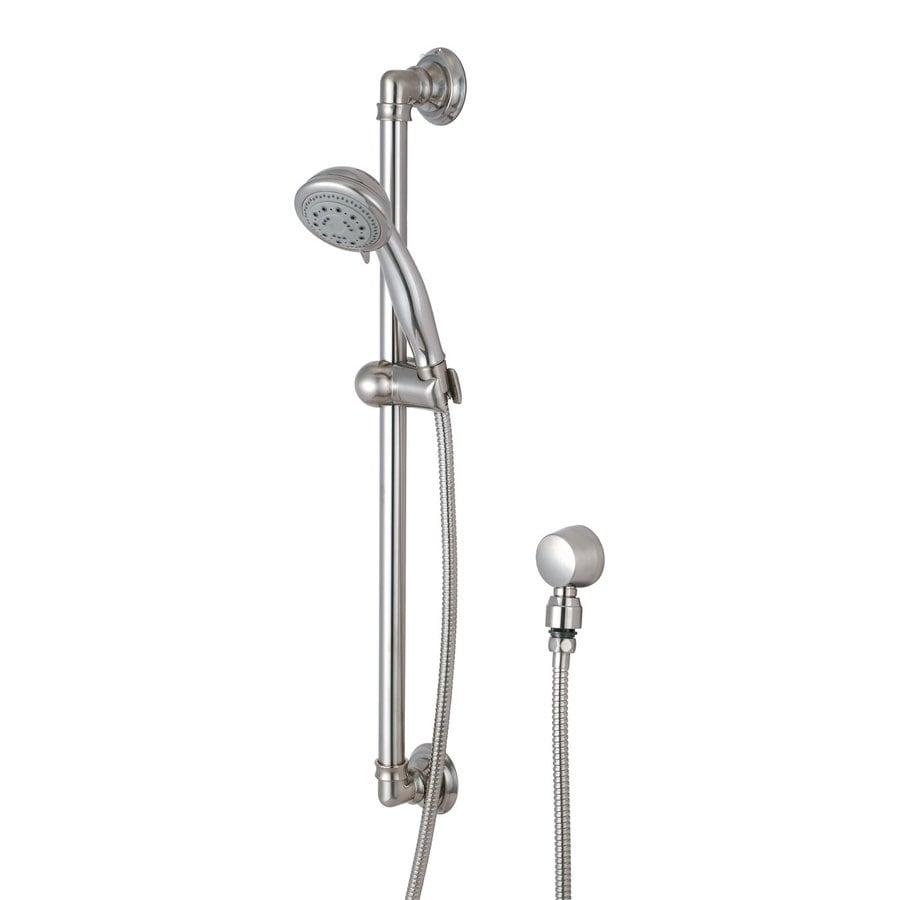 Pioneer Industries Del Mar Brushed Nickel 5-Spray Shower Head
