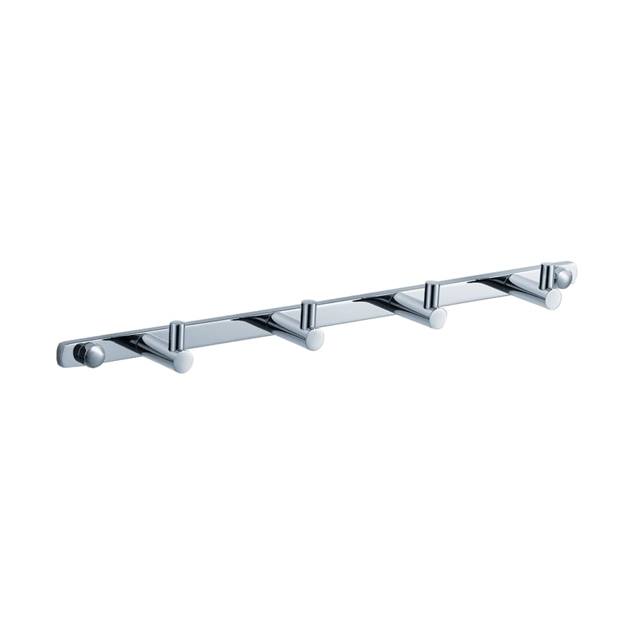 Fresca Magnifico 4-Hook Chrome Towel Hook