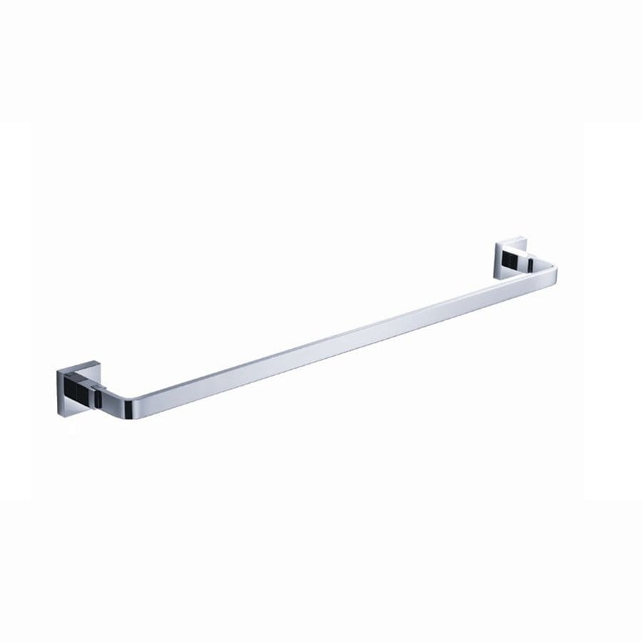 Fresca Glorioso Triple Chrome Single Towel Bar (Common: 20-in; Actual: 19.75-in)