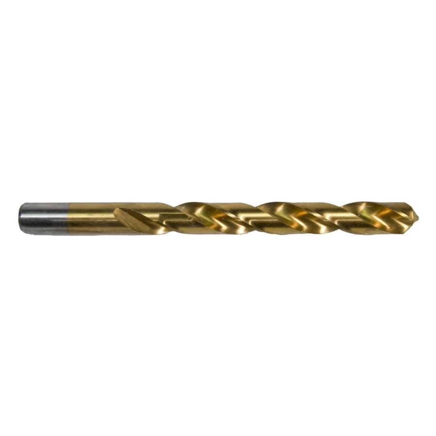 Morris Products 3/8-in Titanium Twist Drill Bit