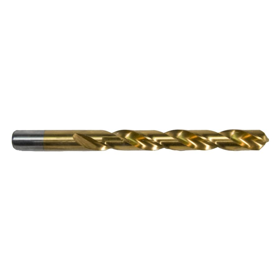 Morris Products 7/16-in Titanium Twist Drill Bit