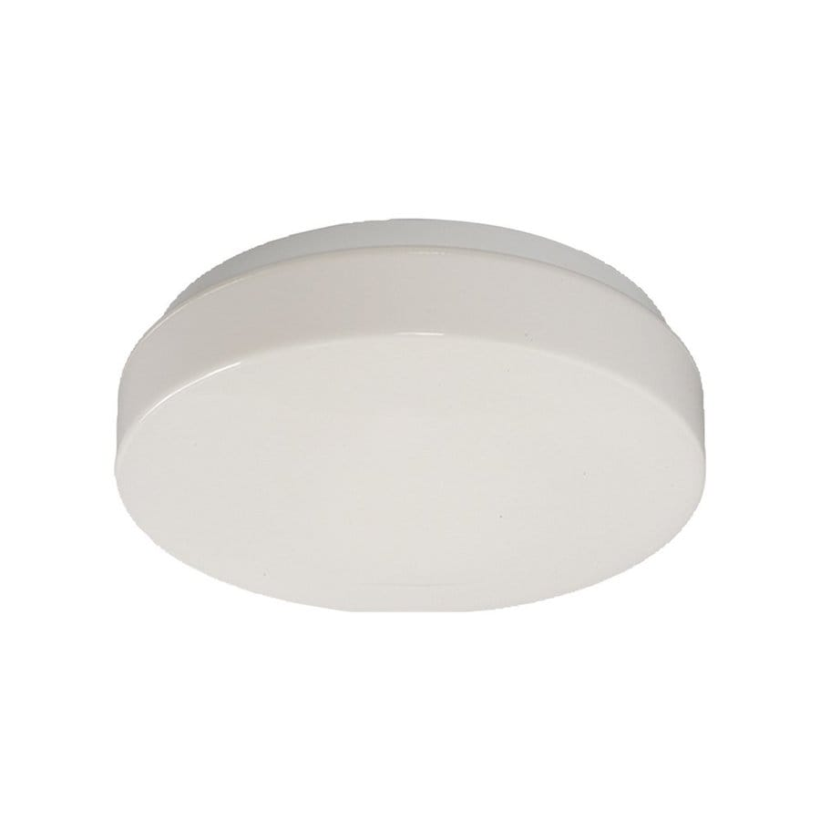Galaxy 11-in W 1-Light White Pocket Hardwired Wall Sconce