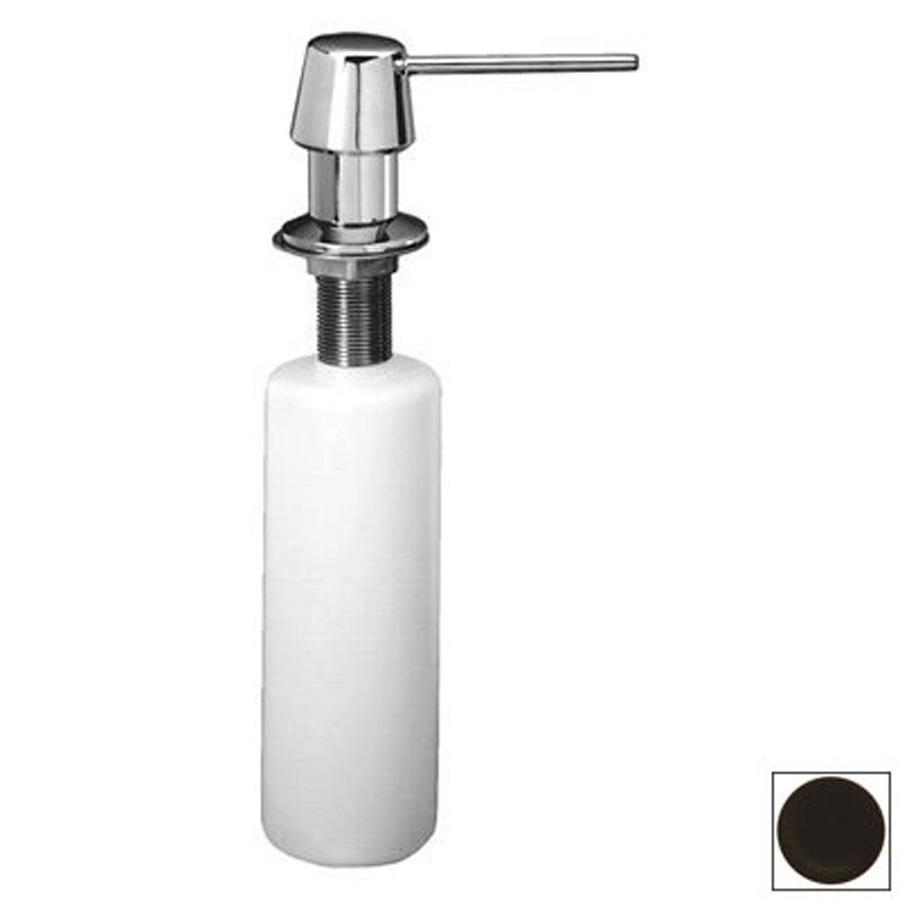 Westbrass Soap Dispensers Oil-Rubbed Bronze Soap and Lotion Dispenser
