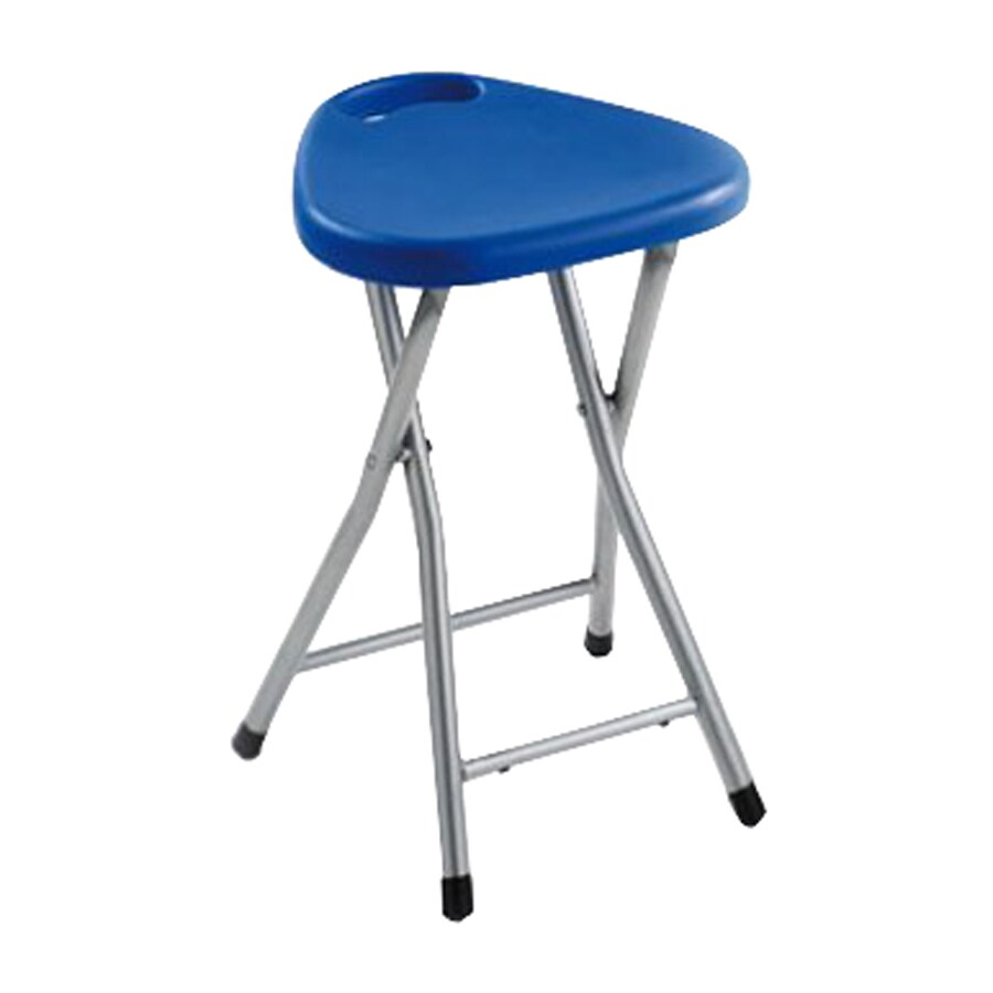 Nameeks Blue 18.3071-in Small Stool