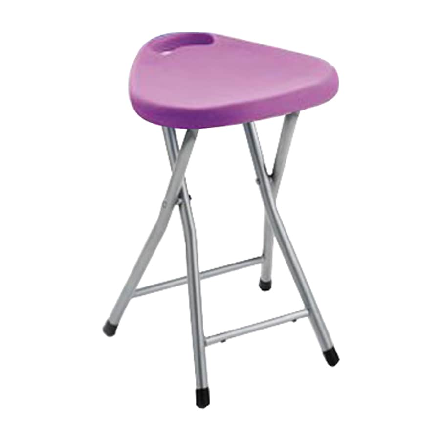 Nameeks Lilac 18.3071-in Small Stool