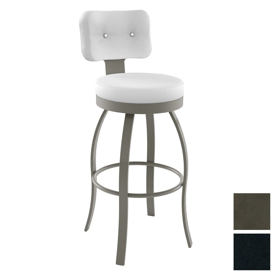 Brilliant Amisco Hollywood Mat Black 26 In Swivel Counter Bar Stool At Bralicious Painted Fabric Chair Ideas Braliciousco