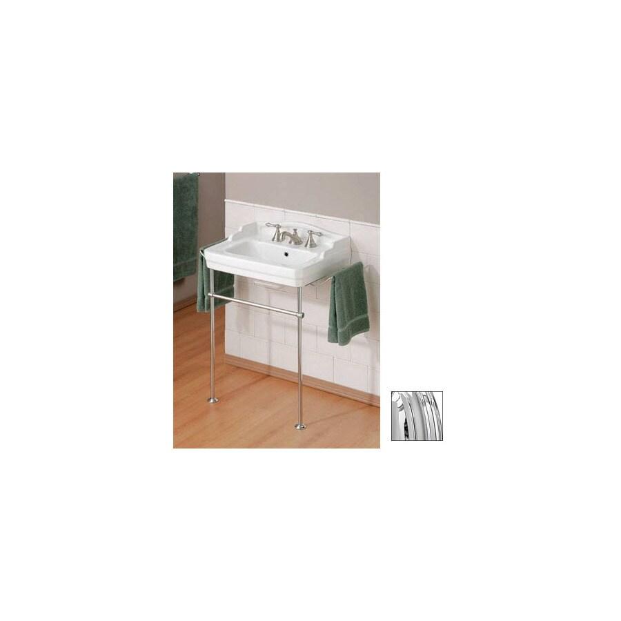 Bathroom Sinks Essex shop cheviot essex white wall-mount rectangular bathroom sink with