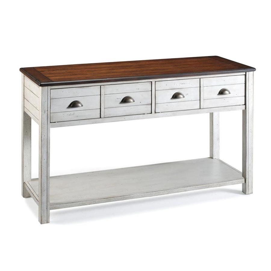 Magnussen Home Bellhaven Cherry Sofa Table